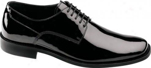 Johnston & Murphy Bickel Plain Toe (men's) - Black Patent