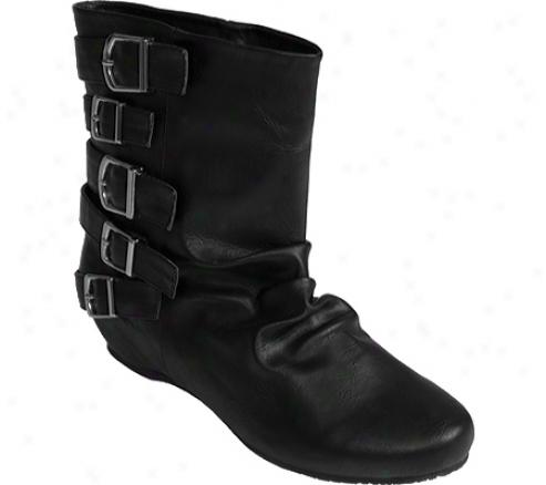 Journee Collection Capella 41 (women's) - Black