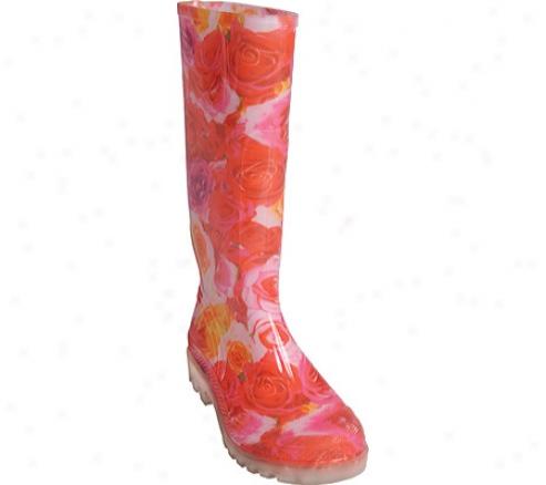 Jojrnee Collection Floral 06 (women's) - Pink