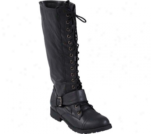 Journee Collection Jimba-8 (women's) - Black