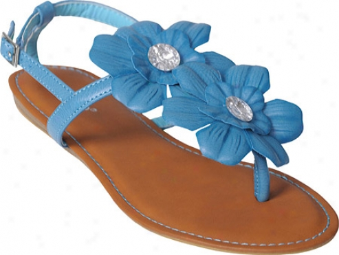 Journee Collection Morning-17 (women's) - Blue