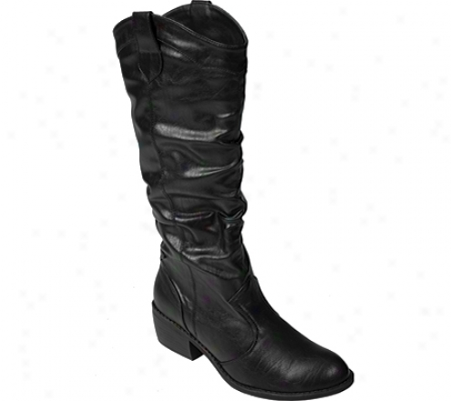 Journee Collection Whitney 05 (women's) -B lack
