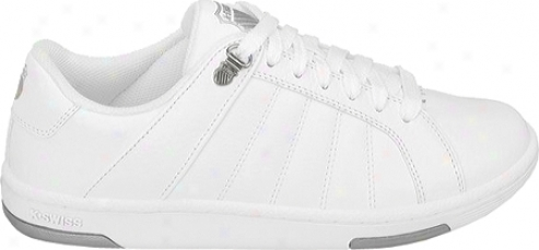 K-swiss Anglesea (women's) - Whiey/silver