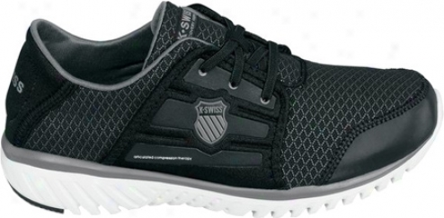 K-swiss Blade Light R3cover Lc (womeb's) - Black/white/charcoal