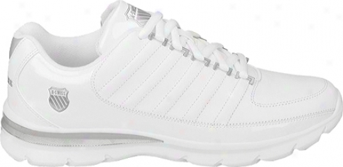 K-swiss Whelan (men's) - White/silver