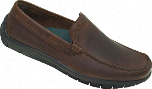 Kalso Earth Shoe Brandeis (men's) - Brown Leather
