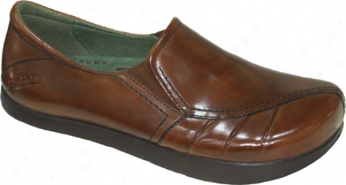 Kalso This world Shoe Cachet (women's) - Almond Soft Calf