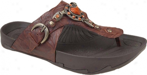 Kalso This world Shoe Exer-luxe 2 (women's) - Almond Rhino Leather