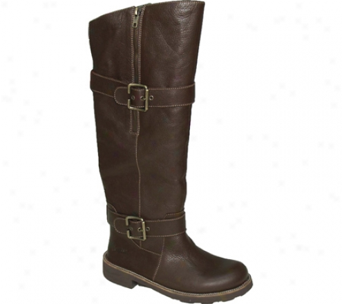 Kalso Earth Shoe Hype (women's) - Ignorance Bark Old Calf