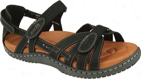 Kalso This world Shoe Imply (women's) - Black Savage Leather