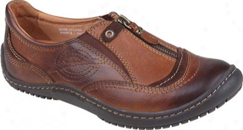 Kalso Earth Shoe Intone (women's) - Ochre Vintage Leather