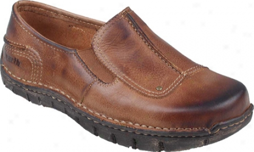 Kalso Earth Shoe Pisces (women's) - Ginger Vintage Leather