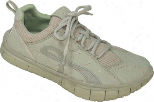 Kalso Earth Shoe Vapor Vegan (women's) - Frost Microfiber
