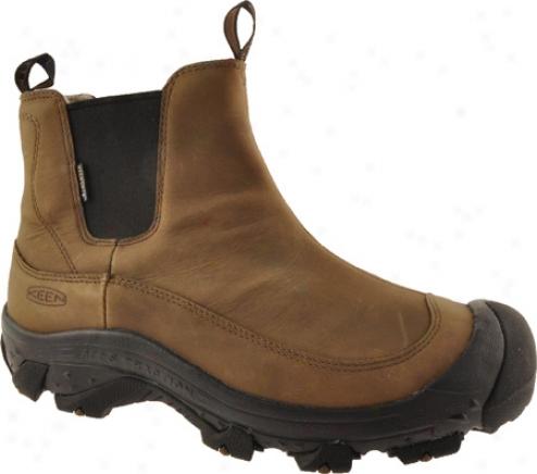Keen Anchorage Boot (men's) - Dark Earth/shitake