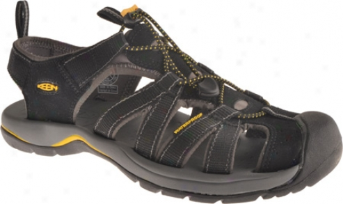 Keen Kanyon (men's) - Black/gargoyle