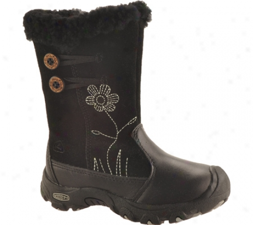 Keen Libby Boot (girls') - Black