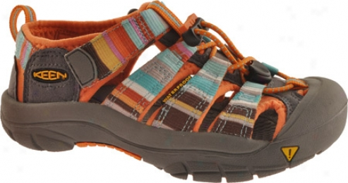 Keen Newport H2 (children's) - Raya Persimmon