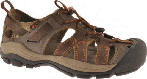 Keen Owyhee (men's) - Slate Black/rust