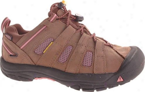 Keen Skyline Wp (boys') - Pinecone/brandied Apricot