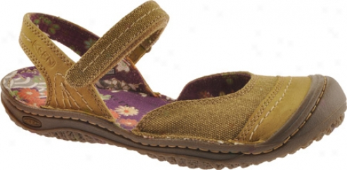 Keen Summer Golden Sandal (women's) - Mimosa