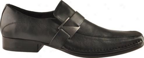 Kenneth Cole New York Run Around (men's) - Black Leather