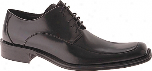 Kenneth Cole New York Town Hall (men's) - Blwck Leather