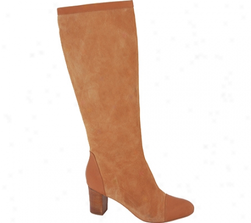 Klub Nico Ronan (women's) - Tan Suede/leather