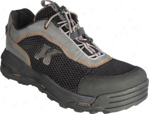 Korkers Hyjack (men'x) - Black/charcoal