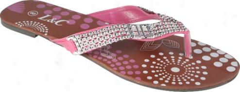 L & C Sk973 (women's )- Pink