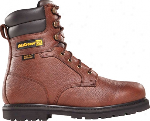 """lacrosse 8"""" Foreman Hd St 600g (men's) - Brown"""