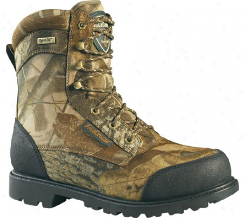 """lacrosse Brawny Ii 9"""" (men's) - Realtree Hardwoods Hf Green 500gm"""