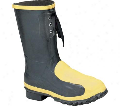 """lacrosse Industrial 12"""" Meta-pac (men's) - Black/yellow"""