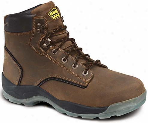 """lacrosse Quad Comfort 4 X 6"""" Steel Toe 460002 (men's) - Brown"""