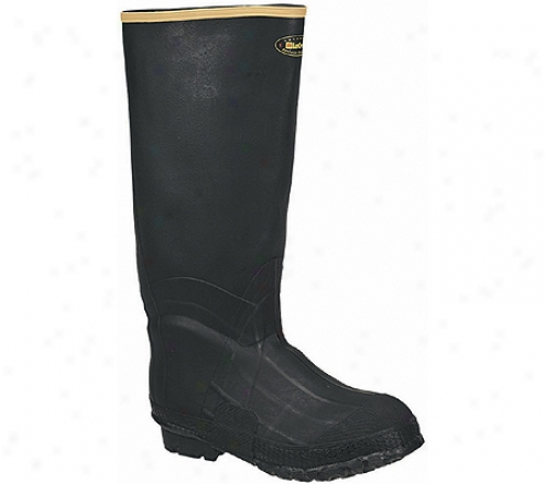 """lacrosse Zxt Knee Profit Insulated 16"""" 189010 (men's) - Black"""