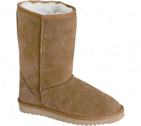 Lamo Youth Sheepskin Boot (children's) - Chestnut