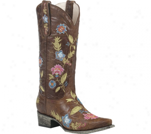 Lane Boots Bella (women's) - Brown Leather