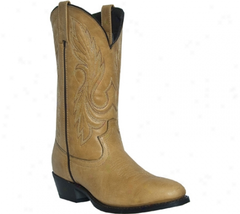 """laredo 12"""" Aged Saddle 68371 (men's) - Camel"""