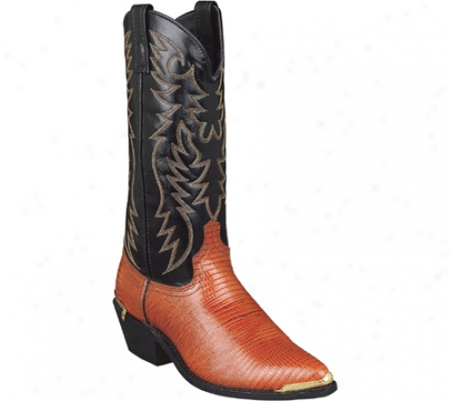 Laredo Classic Lizard 13 (men's) - Antique Peanut