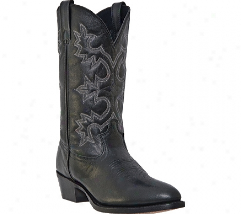 Laredo Kissimee 68380 (men's) - Black Leather