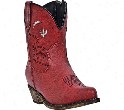 Laredo Lc2695 (children's) - Red Synthetic