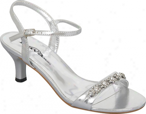 Lava Shoes Lacey (women's) - Silver