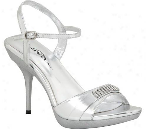 aLva Shoes Ruby (women's) - Silver