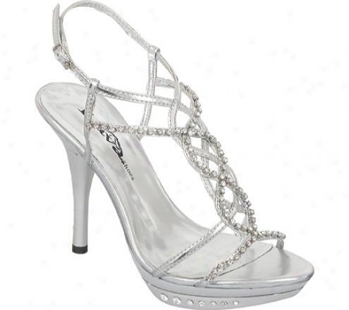 Lava Shoes Taboo (women's) - Silver