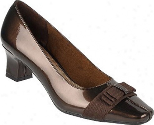 Life Stride Neva (women's) - Dark Brown Frontenac