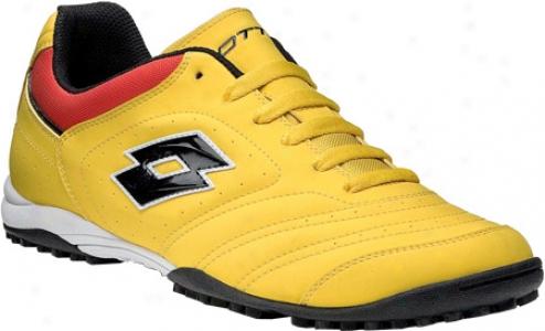 Lotto Torcida Tre Nu Tf (men's) - Vibrant Yellow/black