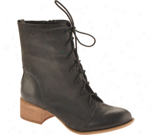 Lucky Brand Harriet (women's) - Black Leather
