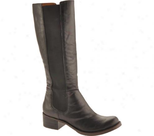 Lucky Kind Hylda (women's) - Negro Leather
