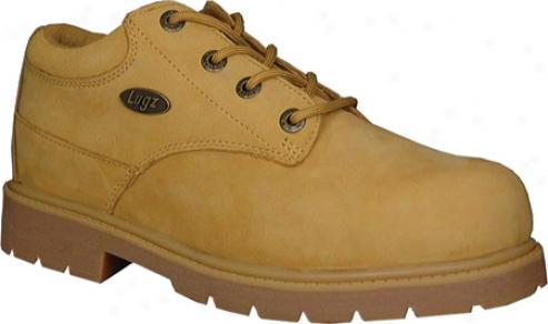 Lugz Drifter Lo Steel Toe (men's) - Wheat