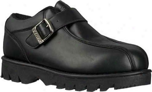 Lugz Pathway Lo With Strap-black (men's)