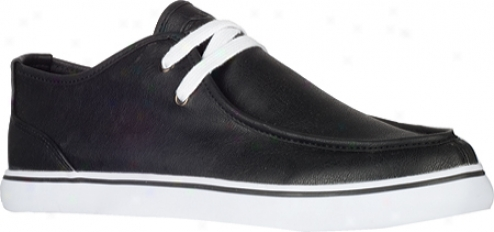 Lugz Sparks (men's) - Black/white